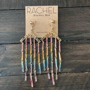 Rachel Roy Statement Earrings